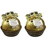 Ferrero Rocher Jumbo Grand Ornament, 4.4 oz(pack of 2)