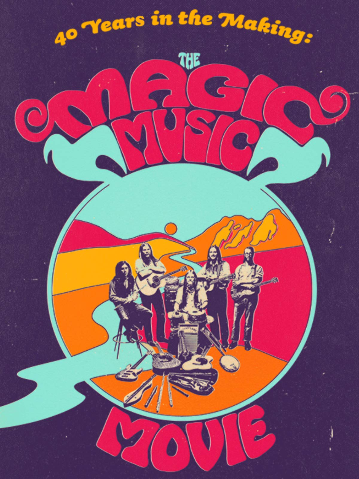 40 Years in the Making: The Magic Music Movie on Amazon Prime Instant Video UK