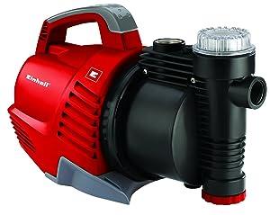Einhell RGGP 6536 Gartenpumpe, 650 Watt, 3750 l/h max. Fördermenge, 3,8 bar, Edelstahlanschlüsse, Rückschlagventil  BaumarktKundenbewertung und weitere Informationen