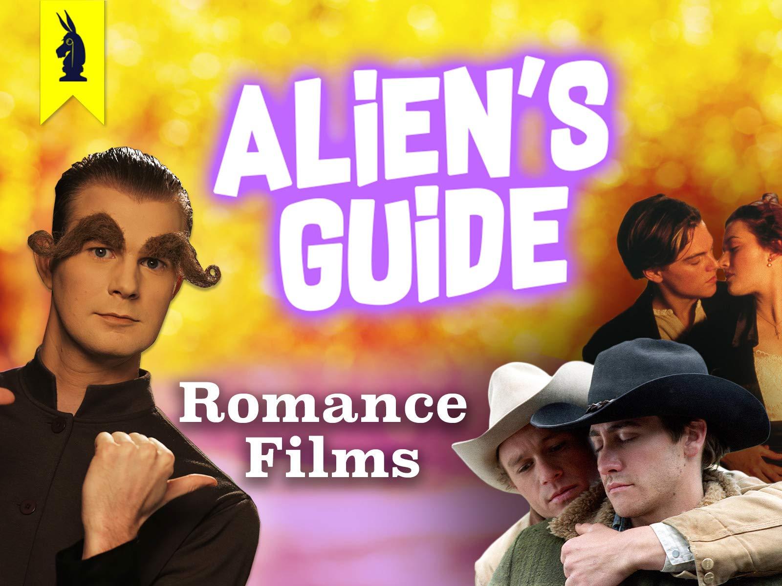Alien's Guide to Cinema - Season 7