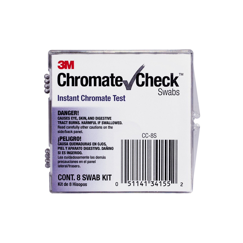 美国原装进口3M 铬检测笔/检测棉签,一件8条装 - 保健品与健康 - 健康之路