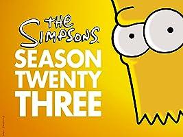 The Simpsons Season 23 [HD]
