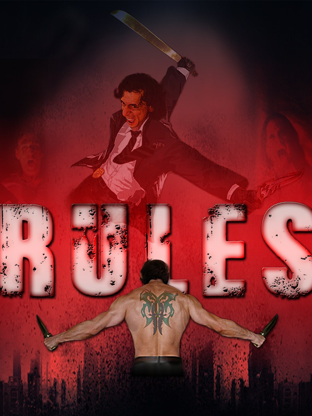 Rules on Amazon Prime Instant Video UK