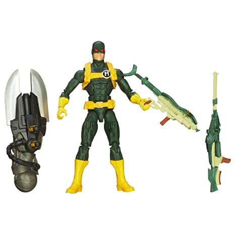 Marvel Legends Captain America Agents of Hydra Action Figure Hydra Soldier, 6 Inches