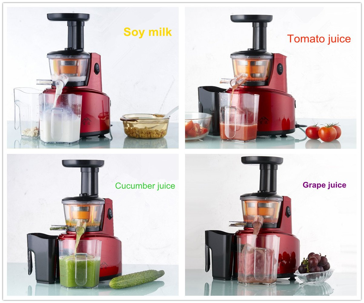 Slow Juicer Mondial E Bom : Mondial Slow Juicer (Gold Color) (end 10/14/2015 4:15 PM)