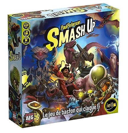 Iello - 51083 - Jeu De Cartes - Smash Up