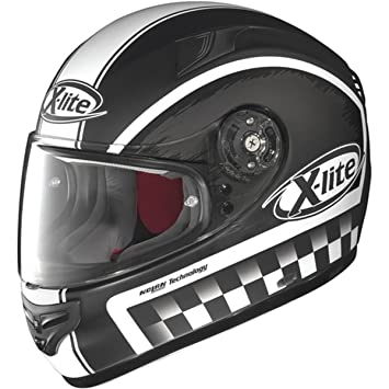 X-LITE - Casque X-603 Ride N-Com Noir Mat