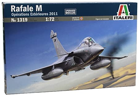 Italeri - I1319 - Maquette - Aviation - Rafale M Opex 2011