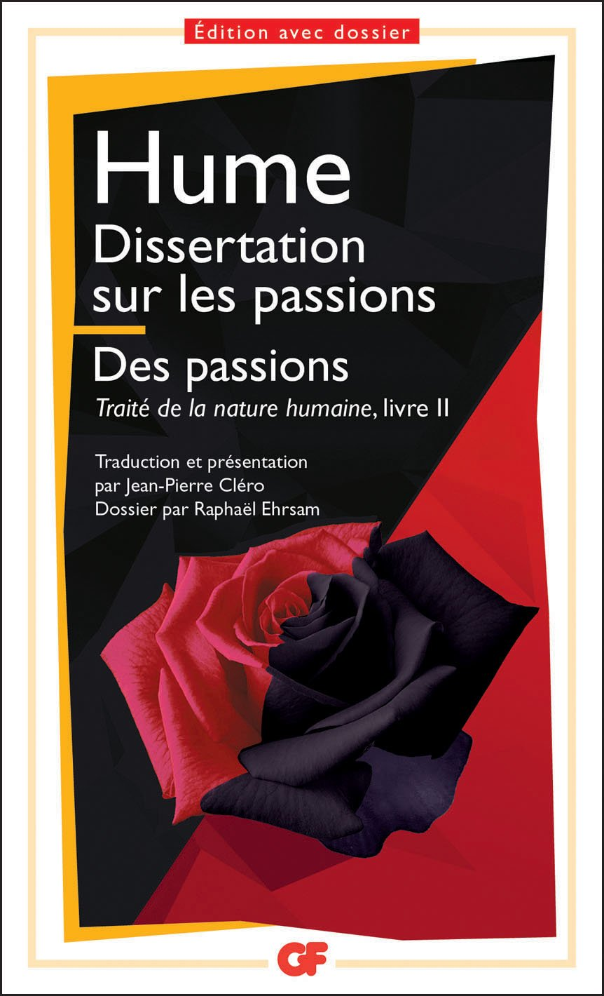 Dissertation amour passion