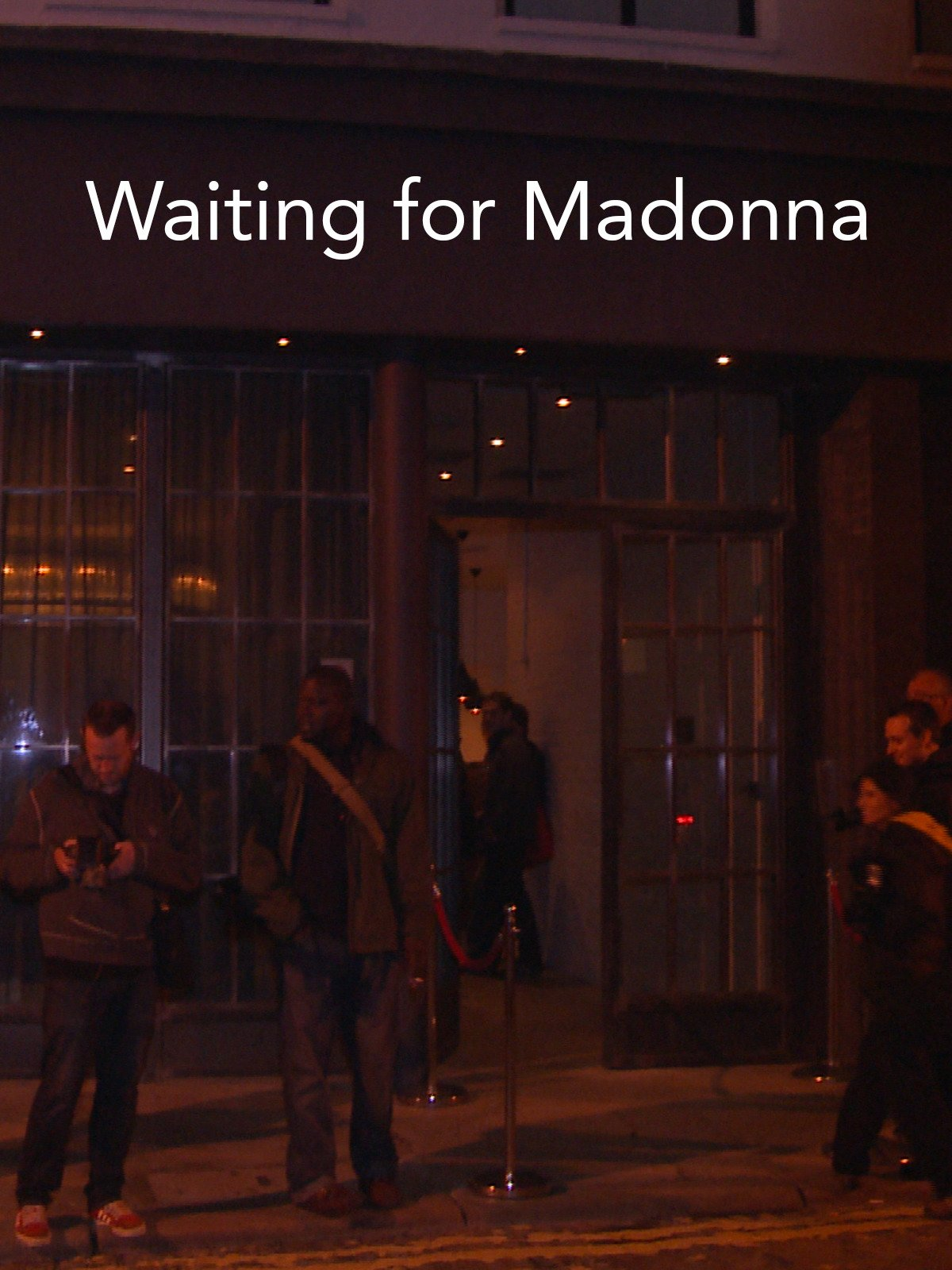 Waiting for Madonna on Amazon Prime Instant Video UK