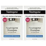 Neutrogena Shampoo, Anti-Residue Formula, 6 Ounce (Pack of 2) (Tamaño: Pack of 2)