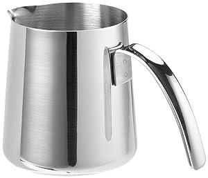 Cilio 470192 Lisa - Jarra para la leche (diseñada para hacer espuma de leche, 30 cl)   más información y revisión