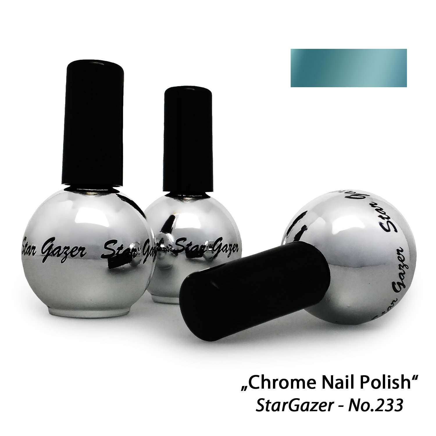 stargazer chrome nail polish