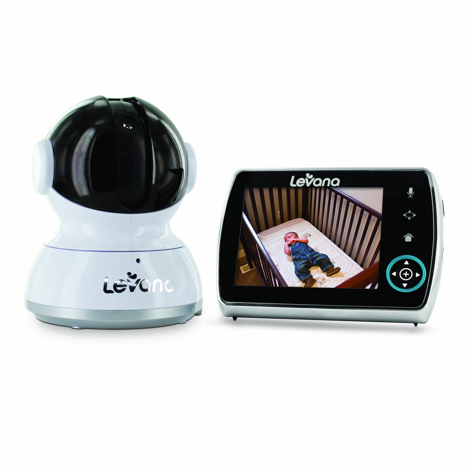 Levana Keera 32012 Remote Controlled Pan/Tilt/Zoom Camera