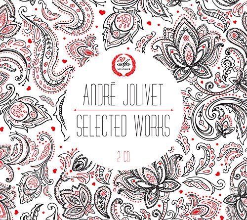 Buy Andre Jolivet: Selected Works From amazon