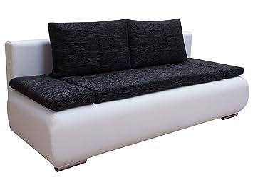 Inter Sofa Bobi weiß Schlafsofa