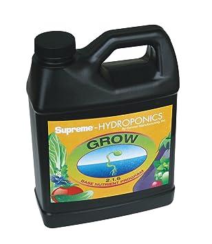 Potassium rich lawn fertilizer
