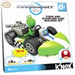 K'Nex Nintendo Yoshi and Standard Kart Building Set
