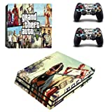 Grand Theft Auto 5 Stylish Design for Sony PS4 PRO