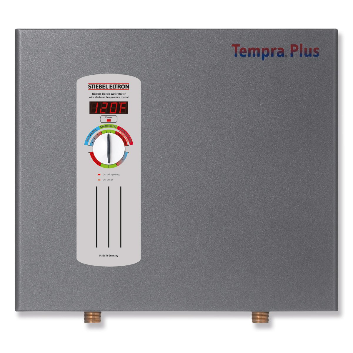 Whole House Tankless Electric Stiebel Water Heater