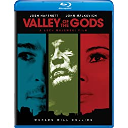 Valley Of The Gods [Blu-ray]
