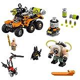 LEGO BATMAN MOVIE Bane Toxic Truck Attack 70914 Building Kit