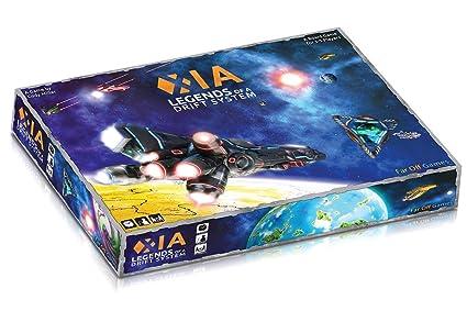 Xia: Légendes de a Dérive Système
