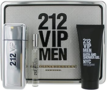 Carolina Herrera 212 Vip Mens EDT Spray