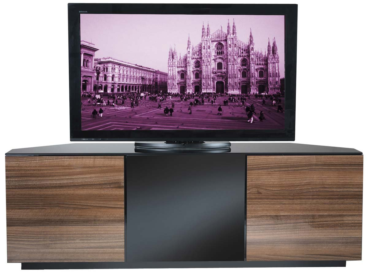 UK CF Walnut Corner TV Stand for up to 60 inch       review