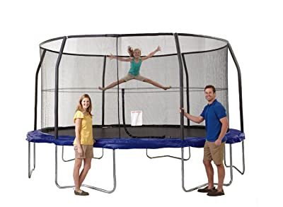JumpKing-Trampoline-and-Safety-Net-Enclosure-Combo
