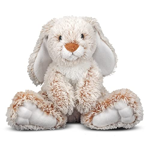 Melissa & Doug Princess Soft Toys 14 Plush Burrow Bunny