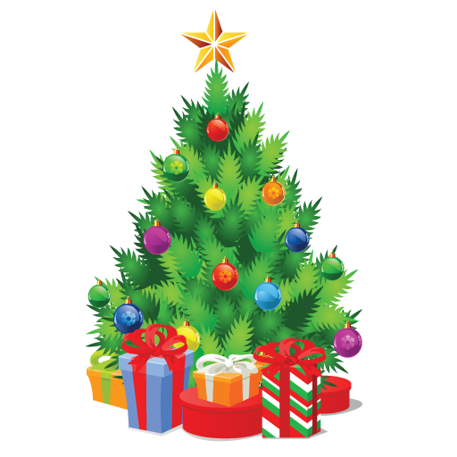 Christmas tree decoration for kids fun and educational learning game
