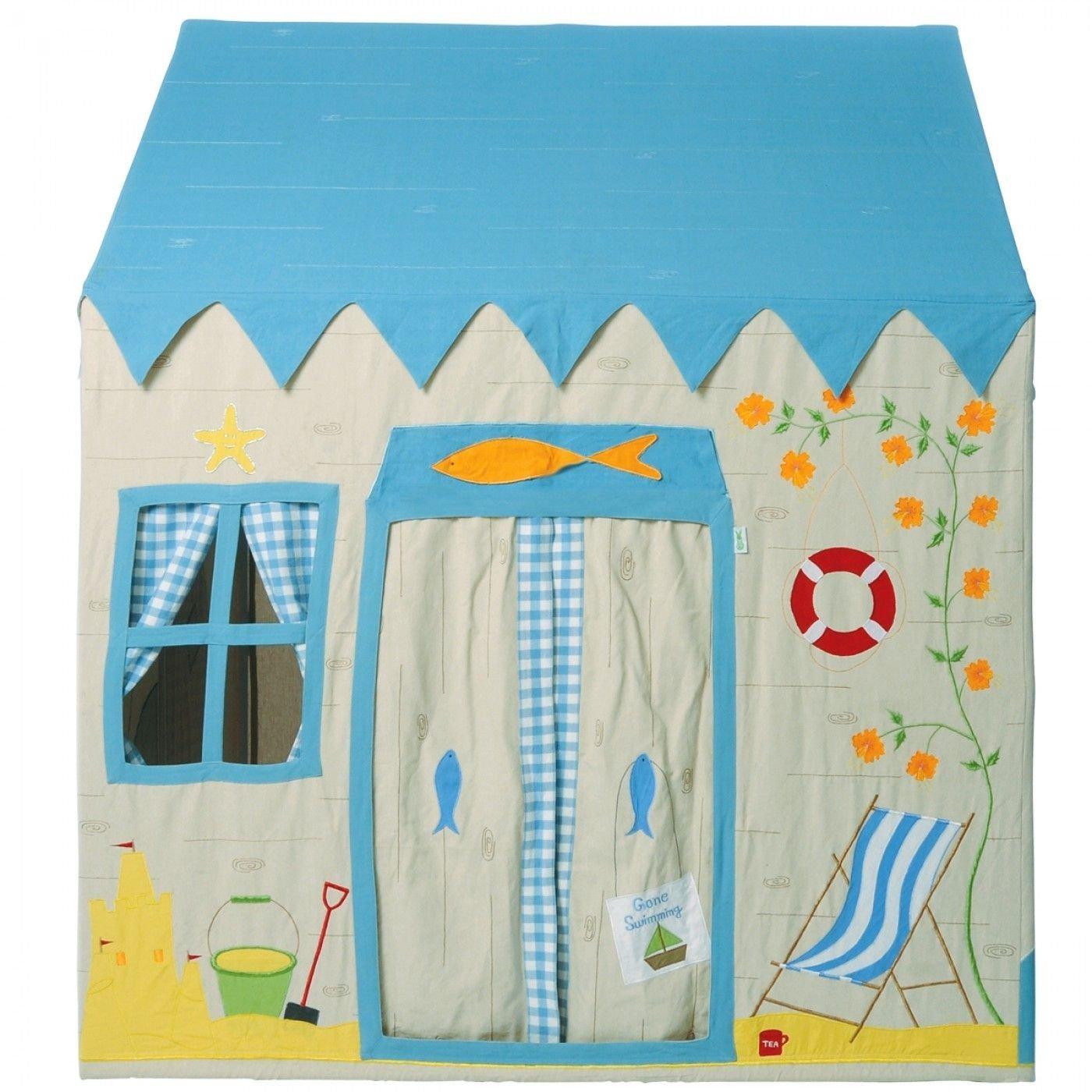 Spielzelt Bootshaus Größe: 110 cm H x 110 cm B x 74 cm T jetzt kaufen