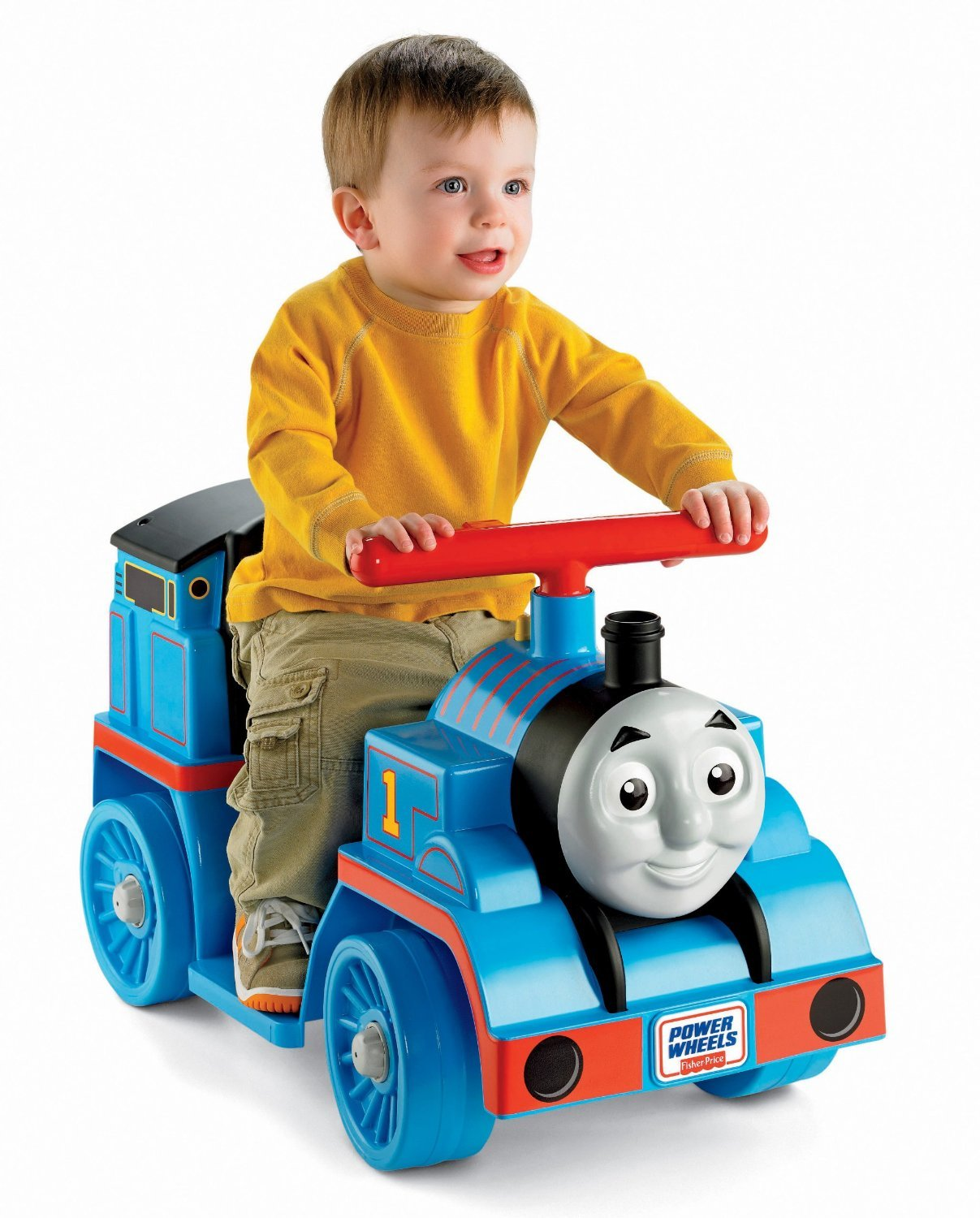 Fisher-Price Power Wheels Thomas The Tank Engine Vehicle