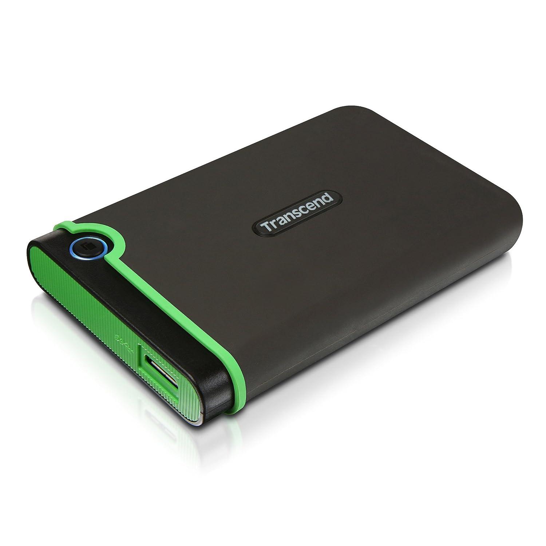 Transcend StoreJet 25M3 2.5-inch 1TB Portable External Hard Drive
