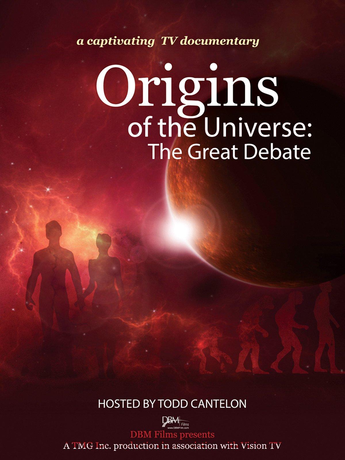 Origins of the Universe