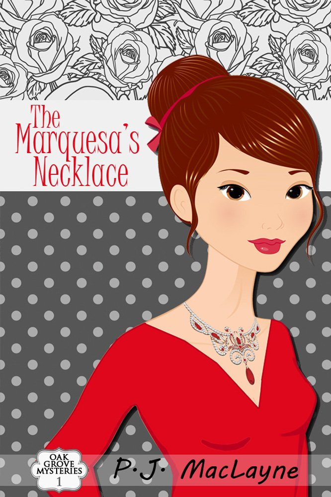 The Marquesa's Necklace Book Cover
