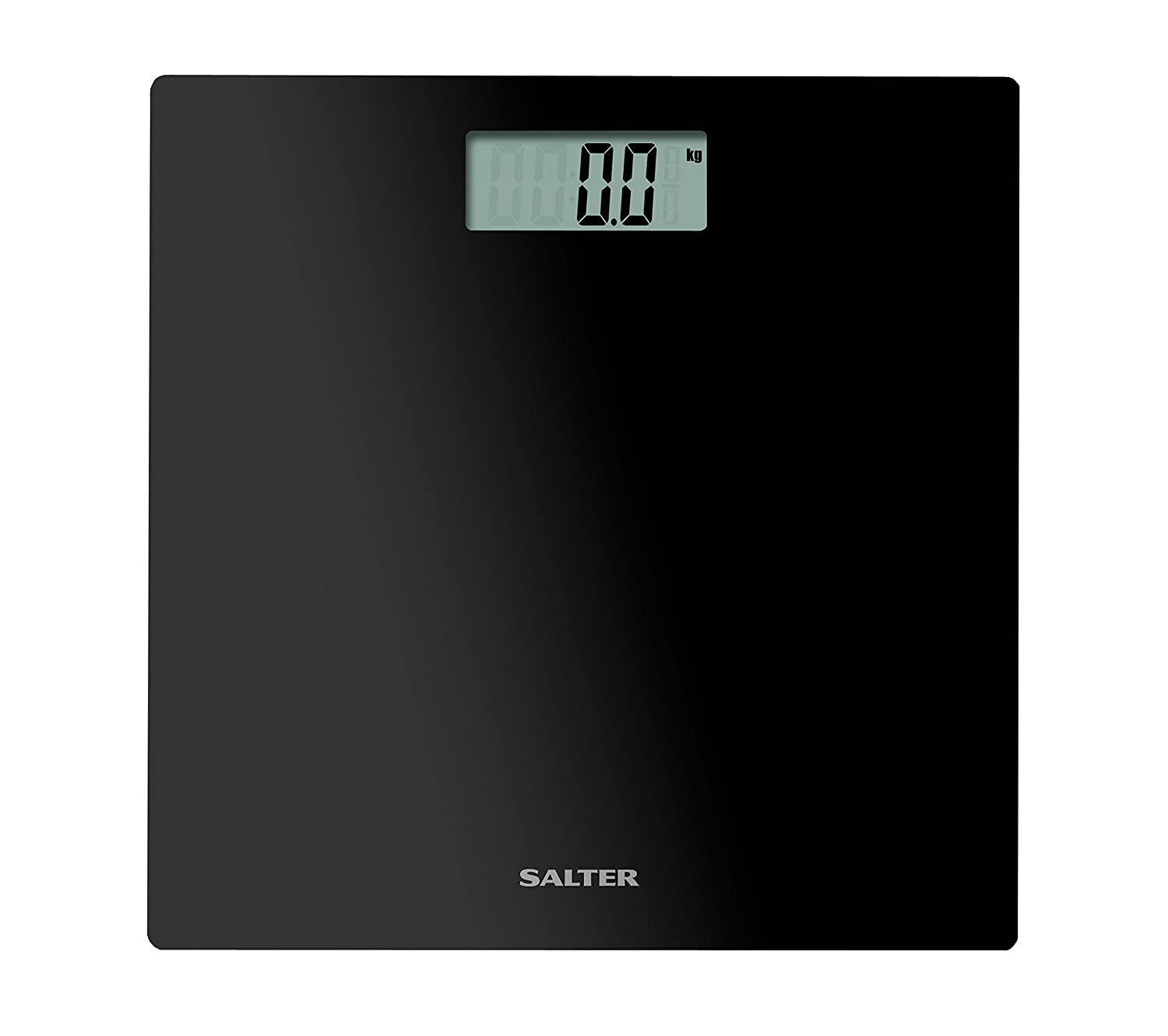 Salter 9069 BK3R Electronic Glass Bathroom Scale