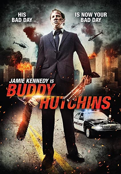 Buddy Hutchins Cover