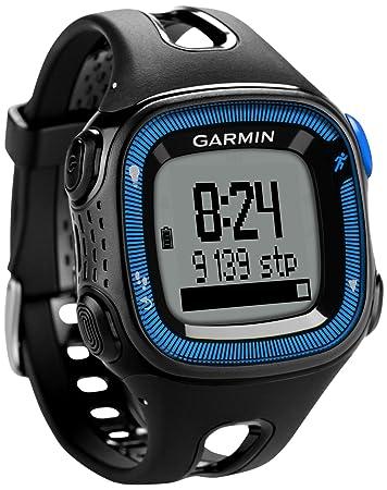 Garmin Forerunner 15 - Montre de running avec GPS intégré - Noir/Bleu