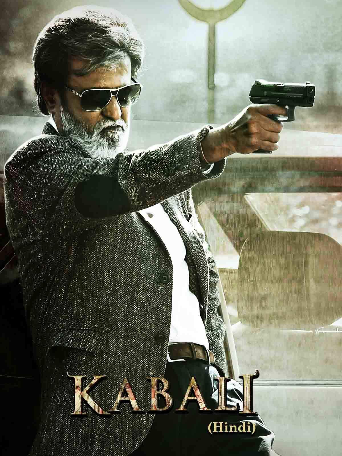 Kabali (Hindi) on Amazon Prime Video UK
