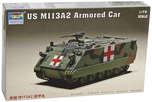 Maquette Char: US M 113A2 Véhicule blindé