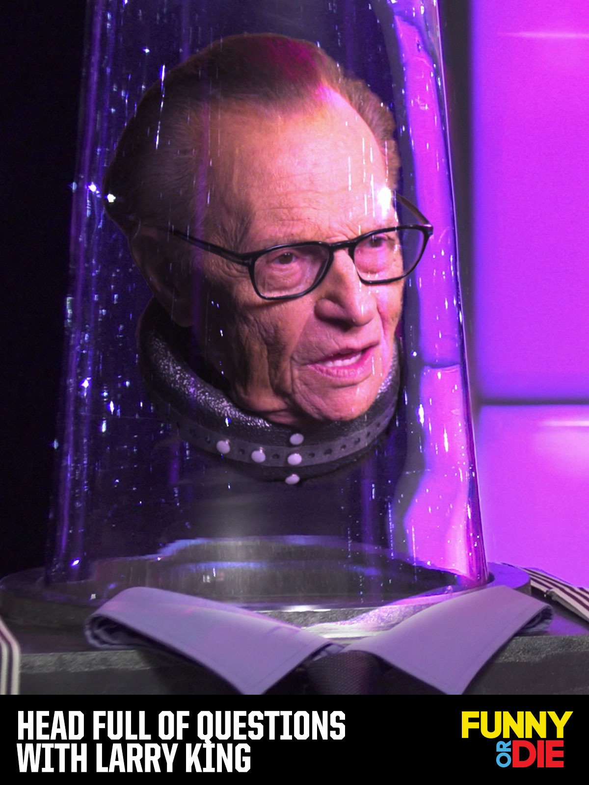 Head Full Of Questions with Larry King