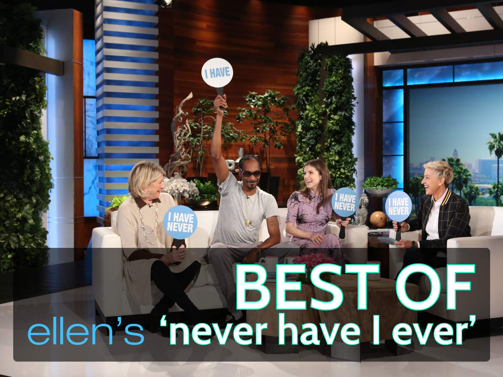 Best of Ellen's 'Never Have I Ever'