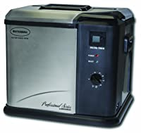 Masterbuilt Butterball Professional Indoor Turkey Fryer