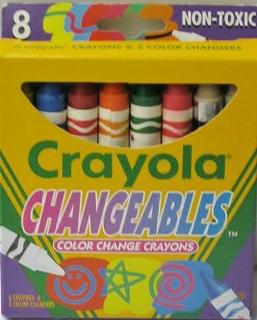 crayola changeables color change crayons - Crayola Color Online