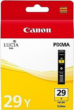 Canon 4875B001 Cartouche d'encre d'origine Jaune