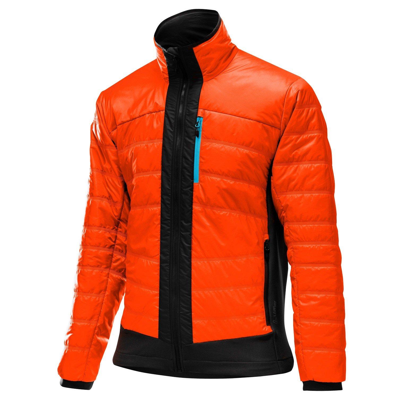 Löffler Herren 17609-292 Winter Funktionsjacke Primaloft Mix Hotbond orangerot online bestellen