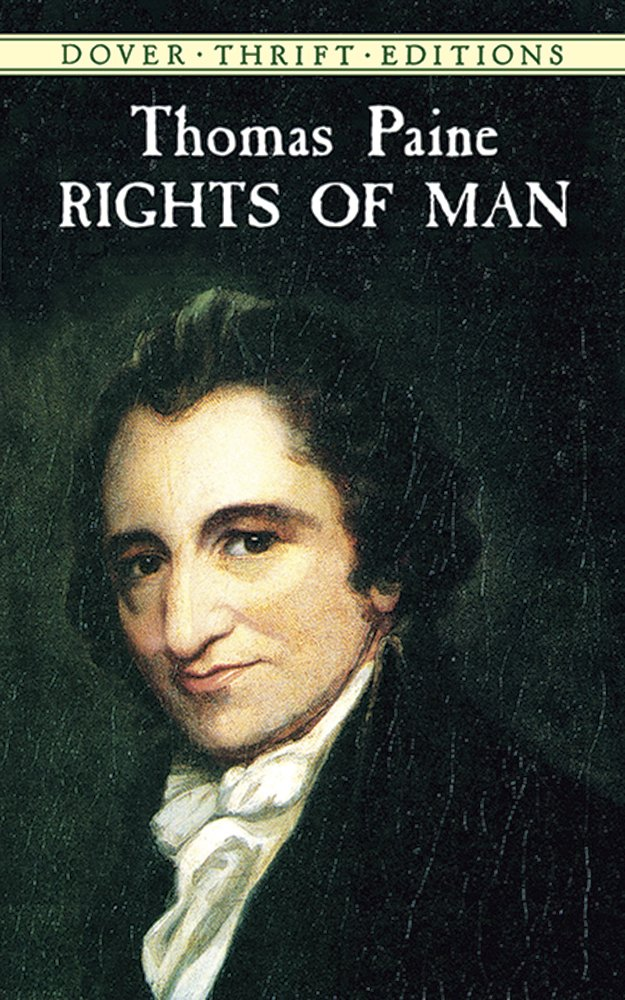 Rights of Man ISBN-13 9780486408934