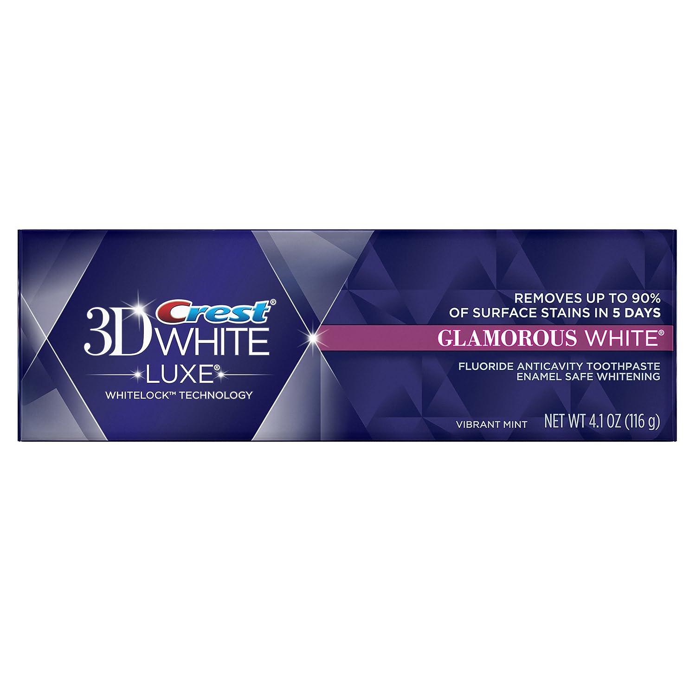 クレスト 3Dホワイト グラマラスホワイトヴァイブラント 歯磨き粉 並行輸入品